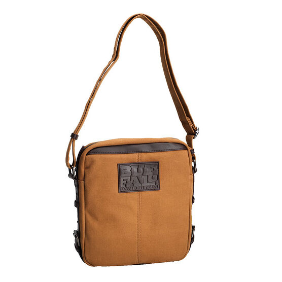 Buffalo Thomas Sling Bag - Brown