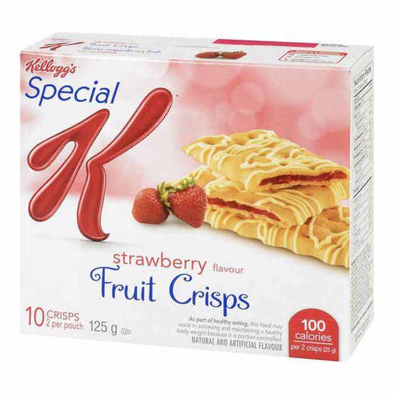 Kellogg's Special K Fruit Crisps - Strawberry - 5 pack / 125g