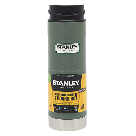 Stanley One-Hand Vacuum Mug - Assorted - 16oz