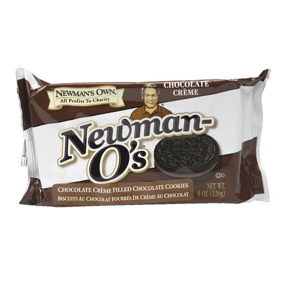 Newman's Own Newman-O's - Chocolate - 226g