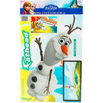 Frozen Olaf Fathead Teammate Decal