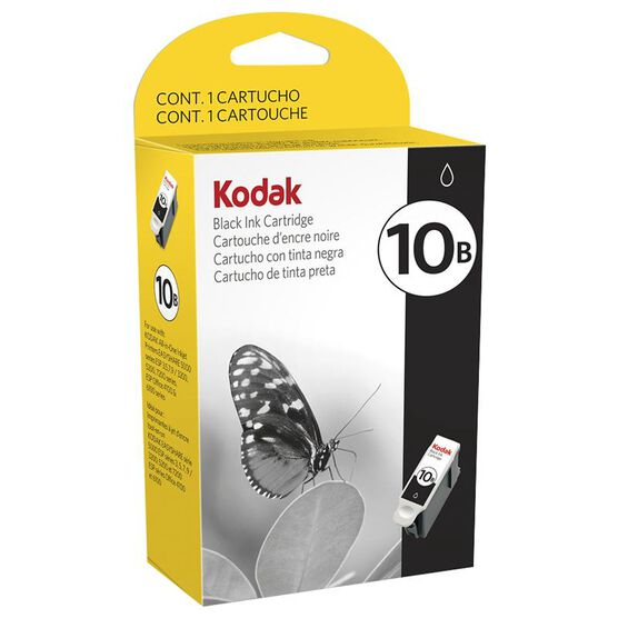 Kodak 10B Ink Cartridge - Black