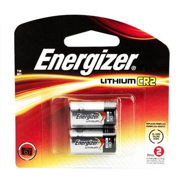 Energizer 3V Lithium Battery 2pack EL1CR2