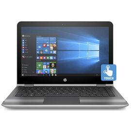 HP W7B82UA#ABL 13.3 inch Laptop - Silver