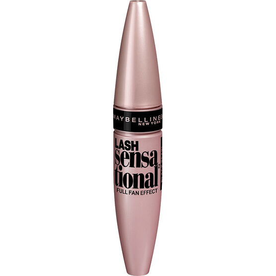 Maybelline Lash Sensational Black Pearl Mascara - Black Pearl