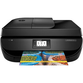 HP OfficeJet 4650 All-in-One Printer - Black - F1J03A#B1H