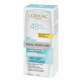 L'Oreal Moisture Sensitive Skin Day Lotion SPF 25 - 118ml