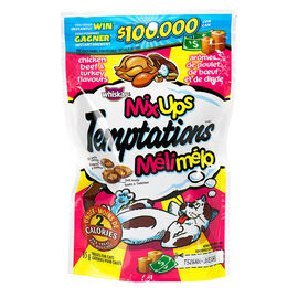 Whiskas Temptations Cat Treats - Meaty - 85g