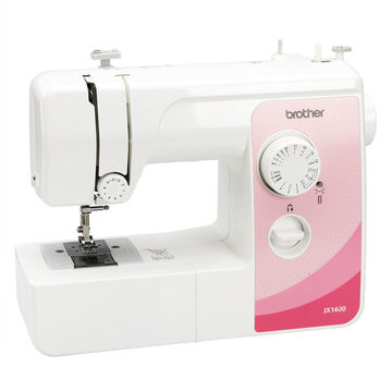 Brother Mechanical Sewing Machine - White - JX1400
