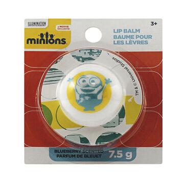 Minions Lip Balm - Blueberry - 7.5g
