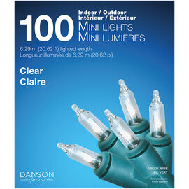 Danson Outdoor Mini Light Set - 100s