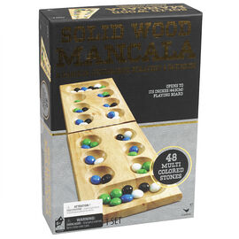 Solid Wood Mancala Game