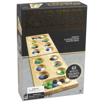 Solid Wood Mancala Game
