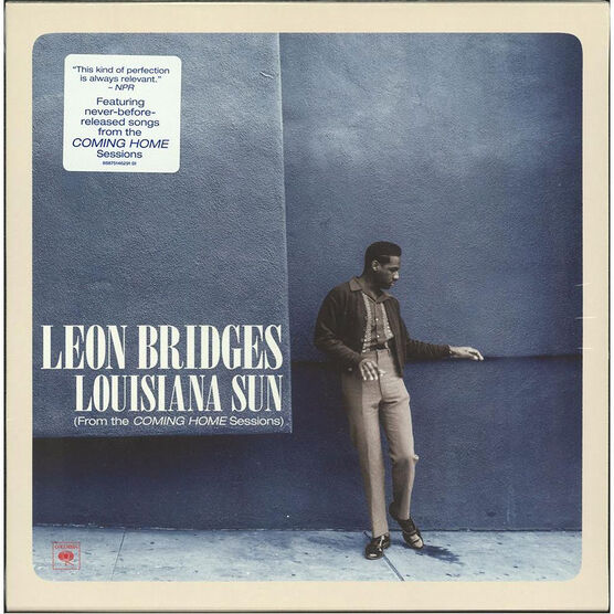Leon Bridges - Louisiana Sun - 10 inch EP - Vinyl