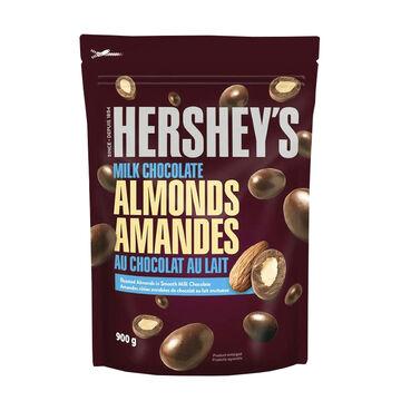 Hershey's Milk Chocolate - Almonds - 900g