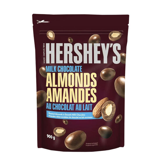 Hershey's Milk Chocolate - Almonds - 900g