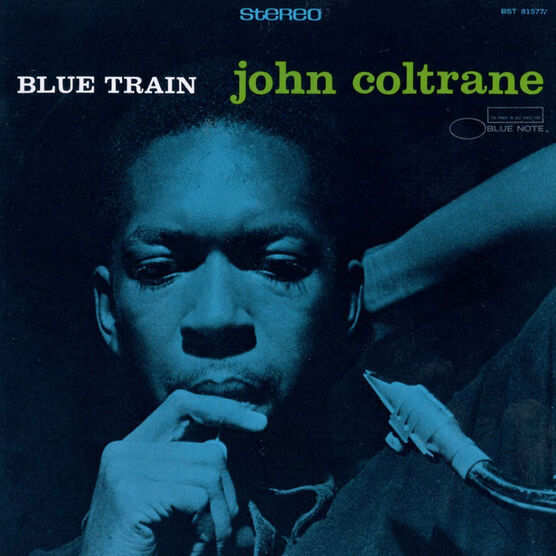 John Coltrane - Blue Train - Vinyl