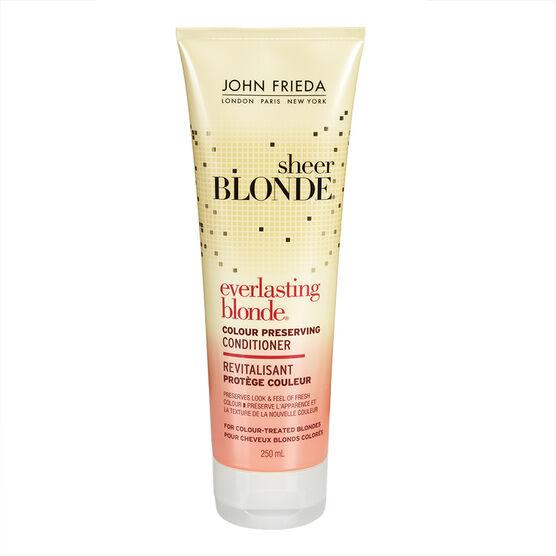 John Frieda Sheer Blonde Everlasting Blonde Colour Preserving Conditioner - 250ml