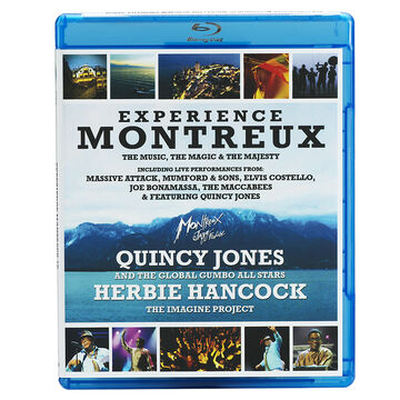 Experience Montreux 3D - Blu-ray