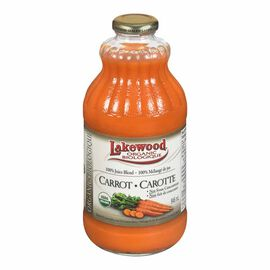 Lakewood Pure Organic Juice - Carrot - 946ml