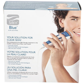 Silk'n Blue Acne Treatment Device - Corded