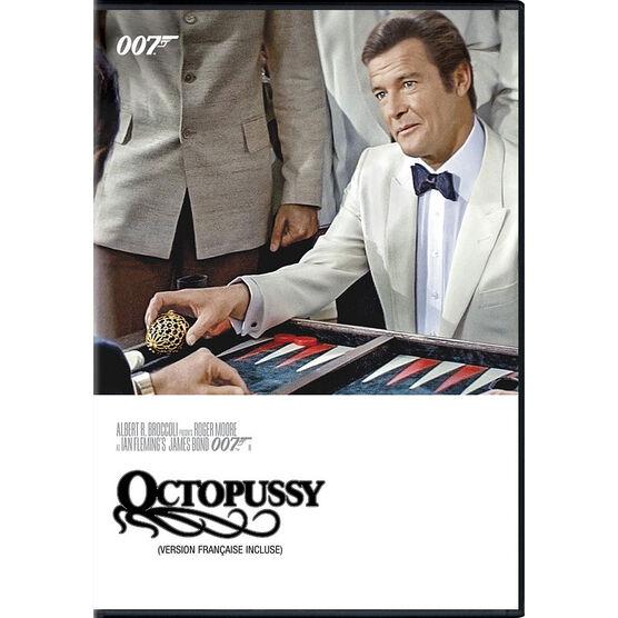 Octopussy (1983) - DVD