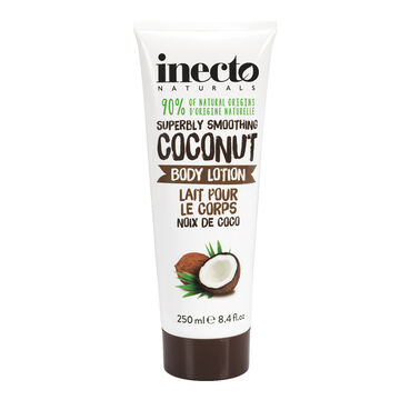Inecto Naturals Superbly Smoothing Coconut Body Lotion - 250ml