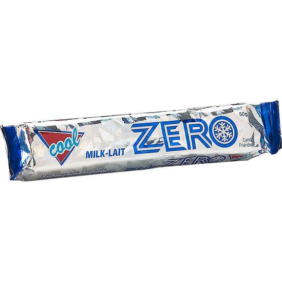 Zero Milk Chocolate Bar - 50g