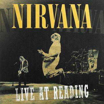 Nirvana - Live at Reading - Vinyl