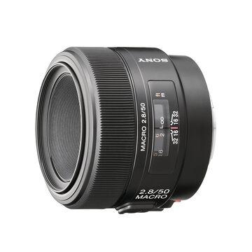 Sony 50mm f/2.8 Macro Lens - SAL50M28