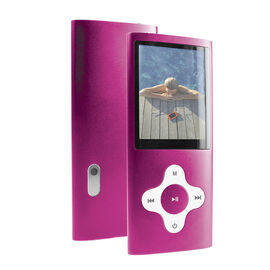 Curtis Video MP3 Player - 8GB - MPK8099BUK