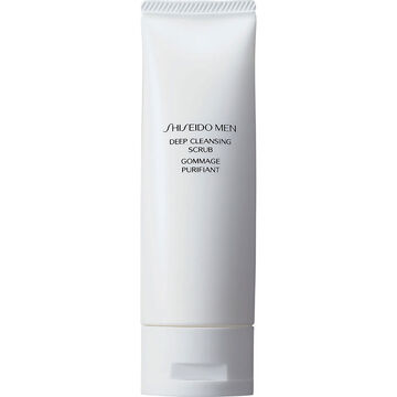 Shiseido Men Cleansing Scrub - 125ml