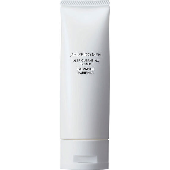 Shiseido Men Cleansing Scrub - 125ml