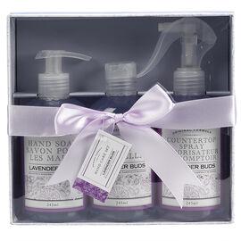 The Kitchen Kit Set - Lavender Buds - 3 piece