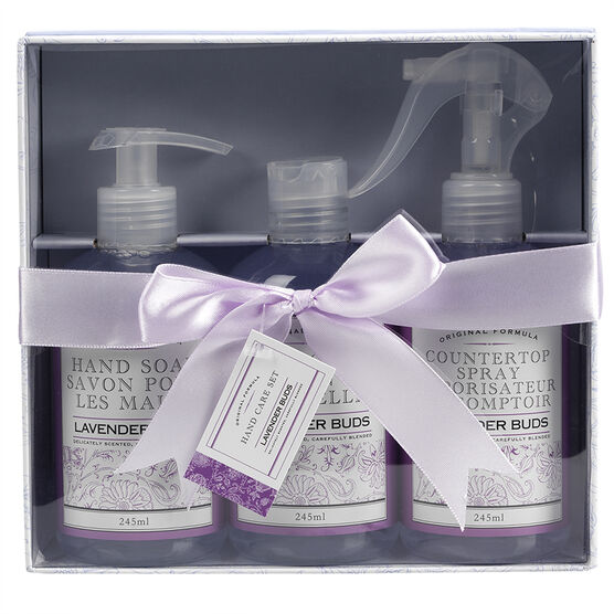 The Kitchen Kit Set - Lavender Buds - 3 piece