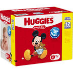 Huggies Snug & Dry Diapers - Size 2 - 112's