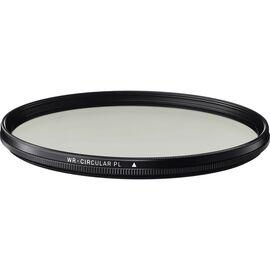 Sigma 86mm Water Repellent Circular PL Lens Filter - S86WRCP