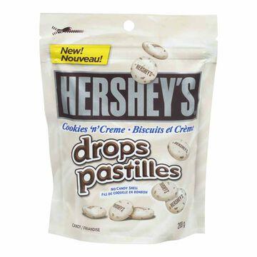 Hershey's Cookies 'n' Creme Drops - 200g