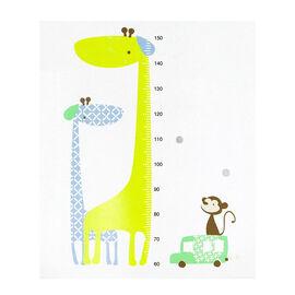 Growth Chart - Giraffe/Monkey