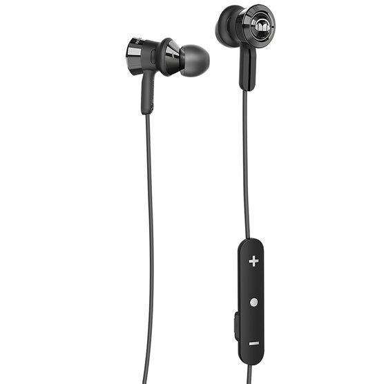 Monster Clarity Bluetooth In-Ear Headphones - Black/Platinum - MHCLYIEBKBPLBTWW
