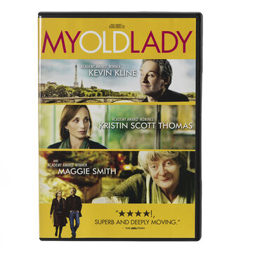 My Old Lady - DVD