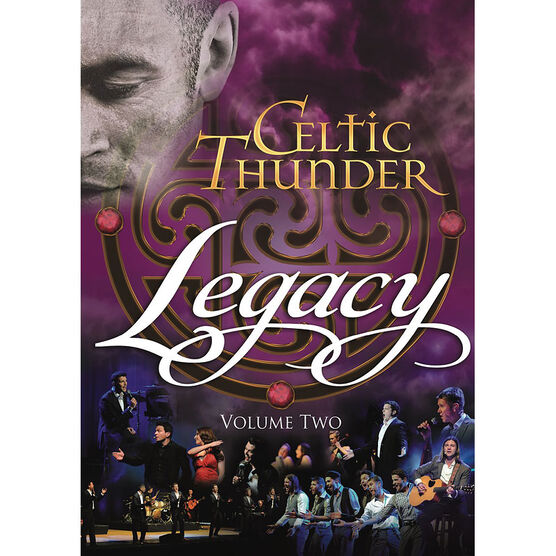 Celtic Thunder - Legacy: Volume 2 - DVD