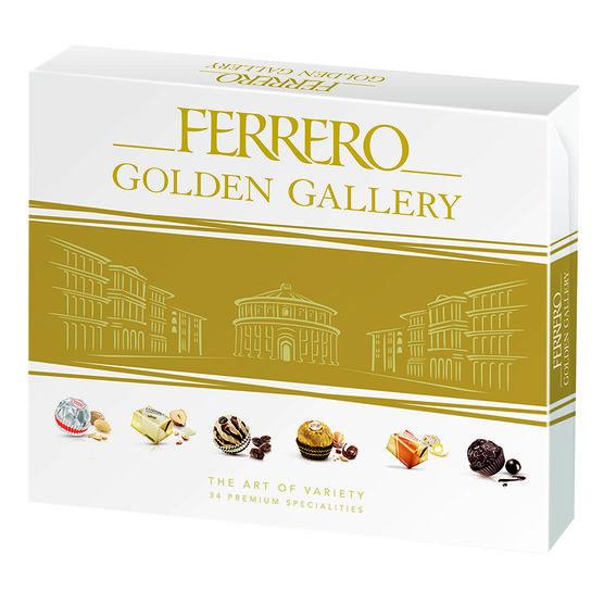 Ferrero Golden Gallery - 34 piece