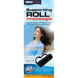 ObusForme Supporting Roll with Massage