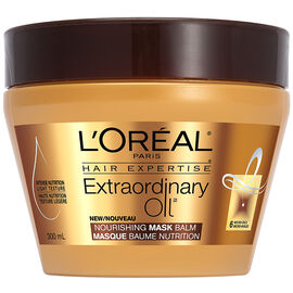 L'Oreal Extraordinary Oil Nourishing Mask Balm - 300ml