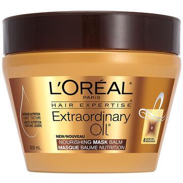L'Oreal Extraordinary Oil Nourishing Mask Balm - 300ml