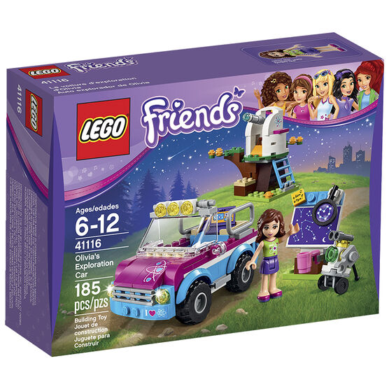 Lego Friends - Olivia's Exploration Car