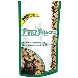 PureSnacks Cat Treats - Liver - 24g