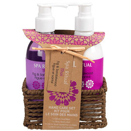 Spa Ritual Hand Care Set - Thai - 2 piece