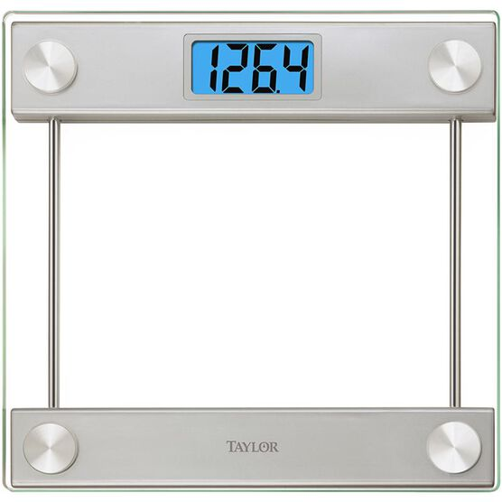 Taylor Glass Digital Electronic Scale 7519ef London Drugs
